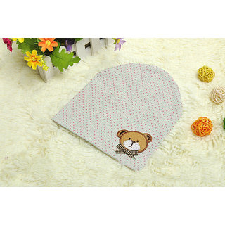 KOREAN Winter Caps For Kids Cute Outdoor 544 Grey With Teddy