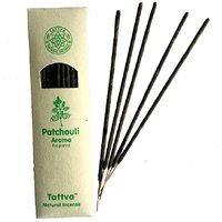 Saisang Creations Patchouli Incense Sticks, Pack Of 12