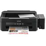 Epson Ink Tank Series L210 Print Copy Scan