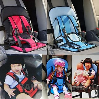 Multi Function Kids Safety Travel Car Cushion Seat