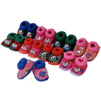 Trendz Baby Shoes Set Of Two
