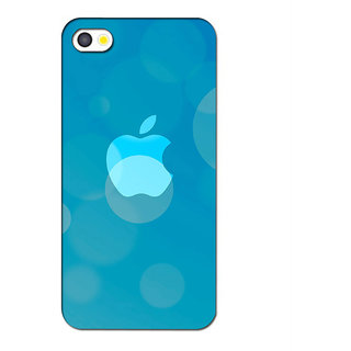 Instyler Premium Digital Printed 3D Back Cover For Apple I Phone 5S 3DIP5SDS-10018
