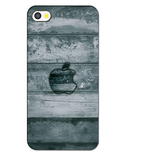Instyler Premium Digital Printed 3D Back Cover For Apple I Phone 5S 3DIP5SDS-10036