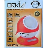 Orkia MP3 Player With Built In Speaker Usb,sd Card