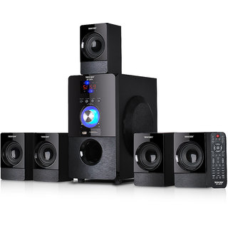 Truvison SE-5075 Home Audio System (5.1 Channel)