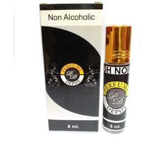 OUDH NOIR. 8ml. Non alcoholic attar-Essential oil