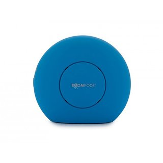 Boompods Doubleblaster Wireless Portable Stereo Speaker BP-DB-BLU