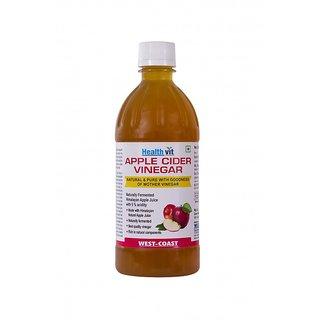 Healthvit Apple Cider Vinegar 500Ml