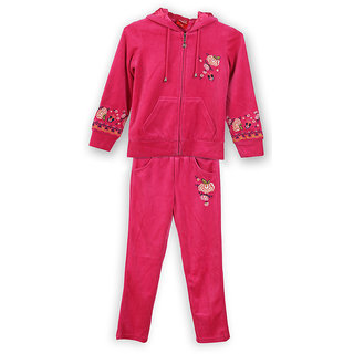 Lilliput Embroidered Hooded Track Suit (8907264016704)