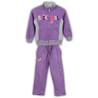 Lilliput Embroidered Fitness Track Suit (8907264023290)