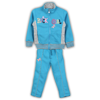 Lilliput Embroidered Fitness Track Suit (8907264023399)