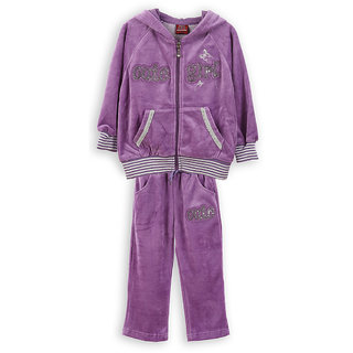 Lilliput Embroidered Hooded Tracksuit (8907264025591)