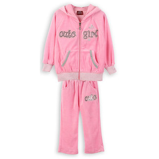 Lilliput Embroidered Hooded Tracksuit (8907264025621)