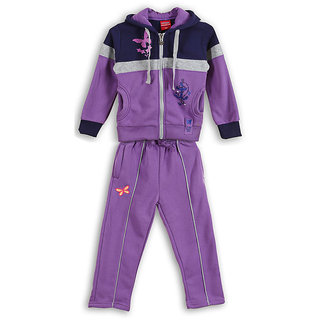 Lilliput Solid Charismatic Girl Tracksuit (8907264023115)