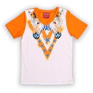 Lilliput Cotton Printed African Safari T-Shirt (8907264058292)
