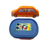 Micky Mouse Lunch Box With Free Pencil Box