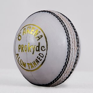 Prokyde Arena White Cricket ball