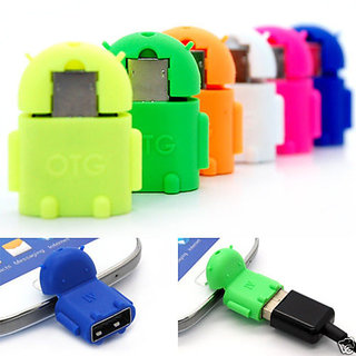 Aeoss Micro Usb to USB OTG adapter compatible With Samsung Galaxy S2/S3/S4 smart