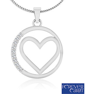 Forever Carat Diamond Pendant In 14k Gold Design - 32