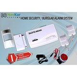 HOME SECURITY / BURGLAR ALARM SYSTEM