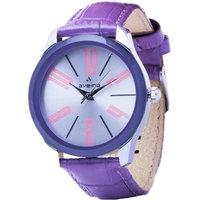 Aveiro  Analog Watch for Women with Purple Strap