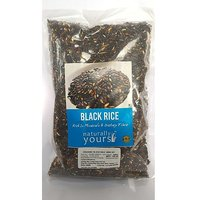 Naturally Yours Black Rice 2kg (Pack Of 4 X 500g)