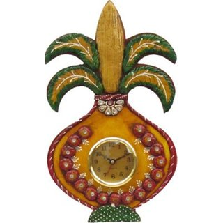 Ruchiworld Papier-Mache Kalash Showpiece