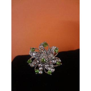SUVI'S Austrian Diamond Ring