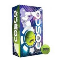 Cosco cricket tennis ball (pack of 6 balls) at lowest price.