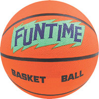 Cosco Funtime Basketball - Size 6 (Orange) At Lowest Price.