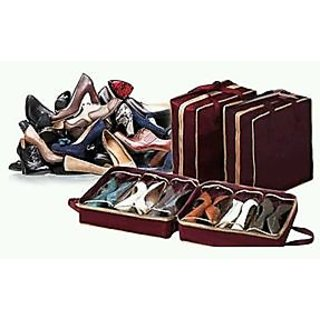 Shoe bag The Perfect Shoe Rack Organizer Can Keep Your Shoes Footwear