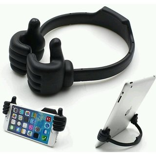 Universal Flexible Portable Mount Cradle Ok Stand Holder For Mobiles  Tablets