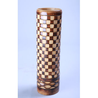 Bamboo Single Flower Vase