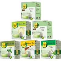 Apsara Combo Of Green Tea Bags (60 Tea Bags)