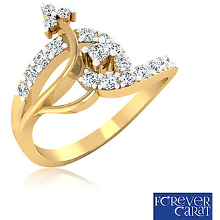 Forever Carat Diamond Ring In 14k Gold Design - 31