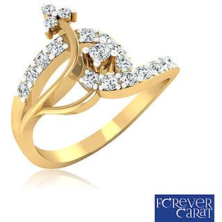 Forever Carat Diamond Ring In 14k Gold Design - 31