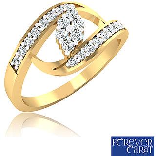Forever Carat Diamond Ring in 14k Gold Design - 32