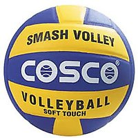 Cosco Smash Volley Volley Ball Size-4 At Lowest Price.