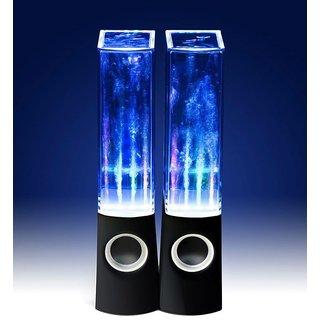 Dancing Water Speakers Black