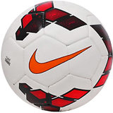 Nike Strike Football  Black/Yellow/Red (Size 5)