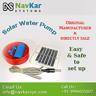 Solar Water Pump  Solar Powered Water Pump  Solar Educational Kits