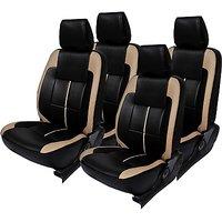 Khushal Leatherette Car Seat Cover For Zen Alto Wagon R Swift Estilo I 10