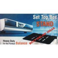 HIGH QUALITY Set Top Box DTH WALL Stand FOR TATA SKY/DISH TV/AIRTTEL DTH/VIDEOCON D2H/RELIANCE BIG TV SATTELITE & CABLE TV SET TOP BOX