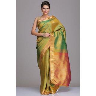 designer bridal ethnic Kanchipuram silk cotton party sarees