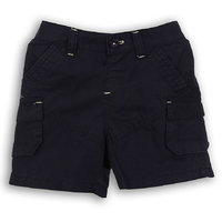 Lilliput Casual Solid Swagger Tuck Shorts (8903822293655)