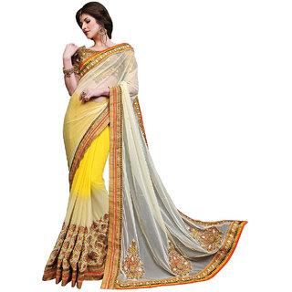 Da Facioun Wedding Designer Bollywood Ethnic  Saree   Embroidery PartyWear 3376