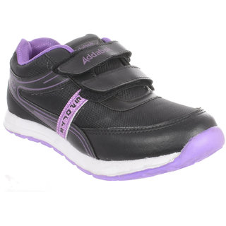 Ladies Purple Shoe