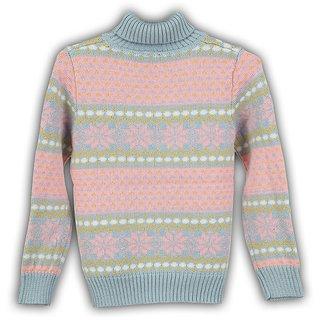 Polo Neck Sweater (8907264010351)