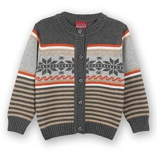 Woolen Cardigan (8907264022309)