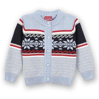 Woolen Cardigan (8907264022361)